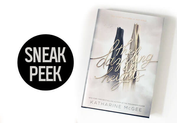 Read An Exclusive Excerpt Of The Dazzling Heights by