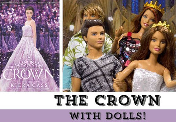 The Crown With Dolls!
