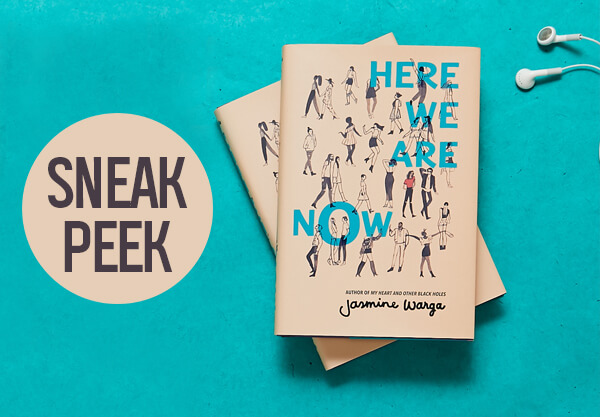 Read the First 3 Chapters of Here We Are Now