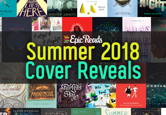 The Official List of Harper's Summer 2018 YA Cover Reveals