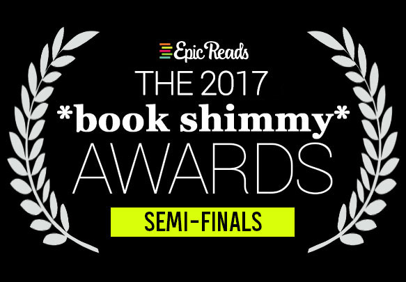 Vote in the 2017 *Book Shimmy* Awards Semi-Final Round!