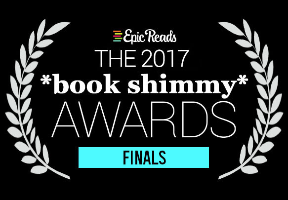 Vote in the 2017 *Book Shimmy* Awards Final Round!