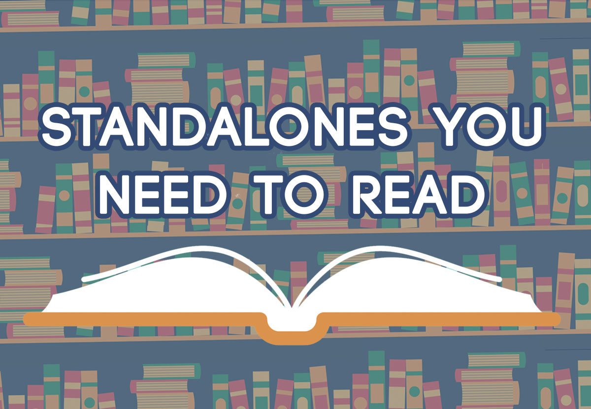 84 Standalone Novels to Read When You're Not Feeling a Series