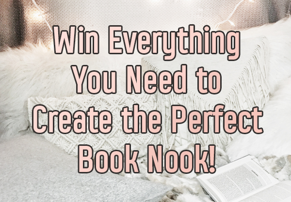 Win Everything You Need to Create the Perfect Book Nook!