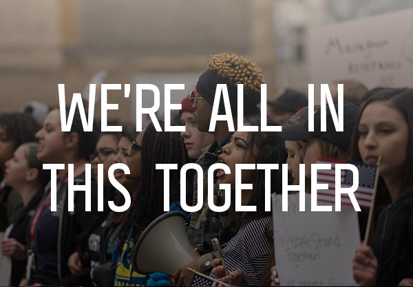 We're All In This Together: Arden Rose on Marching for Your Rights