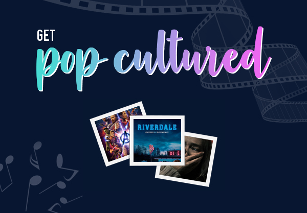 Get Pop Cultured With Our April Book Recs!