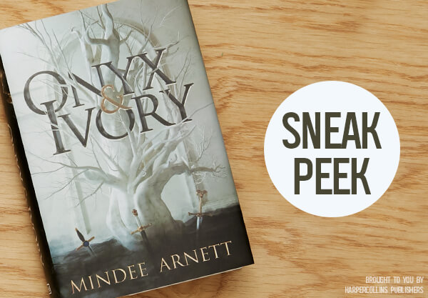 Read the First 3 Chapters of Onyx & Ivory by Mindee Arnett