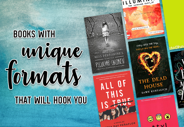 Let's Shake Things Up! These Books Will Hook You With Their Unique Formats
