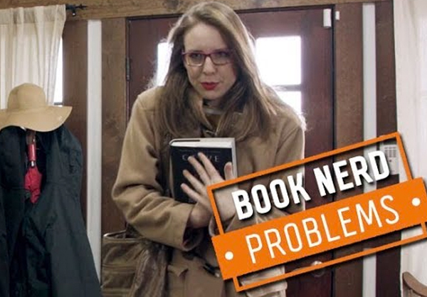 Book Nerd Problems: Protecting Your Signed Copy