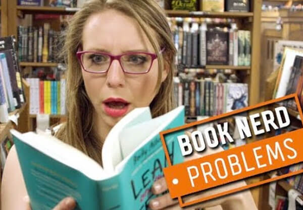 Book Nerd Problems: Buying an Imperfect Book