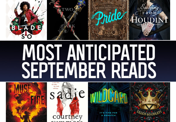 The 17 Most Anticipated YA Books to Read in September