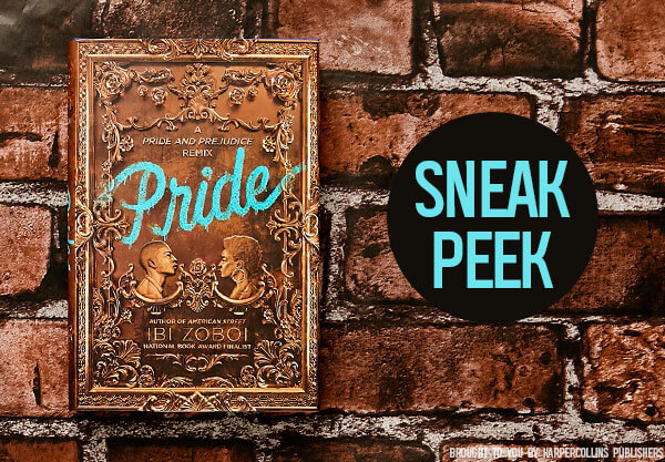 Read the First 4 Chapters of Pride!