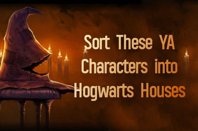 Which Hogwarts House Would You Sort These YA Characters Into?