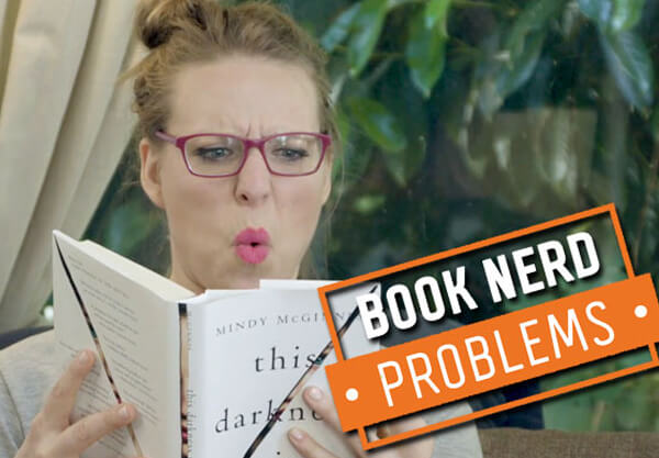 "Book Nerd Problems: Discovering a ""New"" Author"