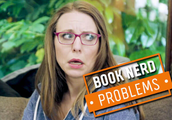 Book Nerd Problems: Physical Books vs. Audiobooks