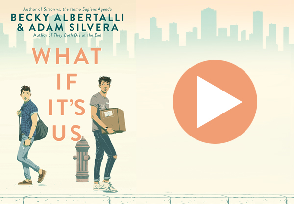 Meet the Cast of the 'What If It's Us' Audiobook
