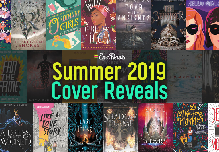 The Official List of Harper's Summer 2019 YA Cover Reveals