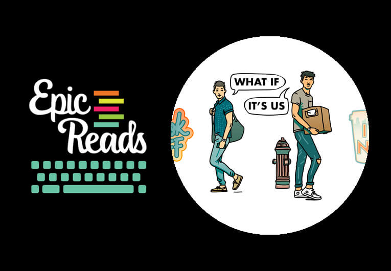 Prepare to Have Your Heart Stolen by These 'What If It's Us' Bookmojis