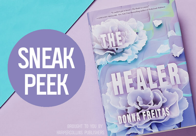 Feeling #Blessed? Read an Exclusive Excerpt of The Healer