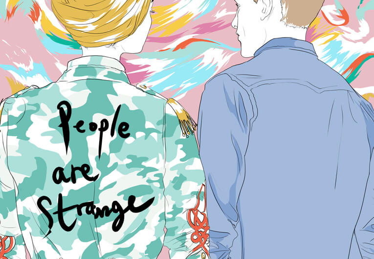 A Very Large Expanse of Sea: A Special Note and Sneak Peek!