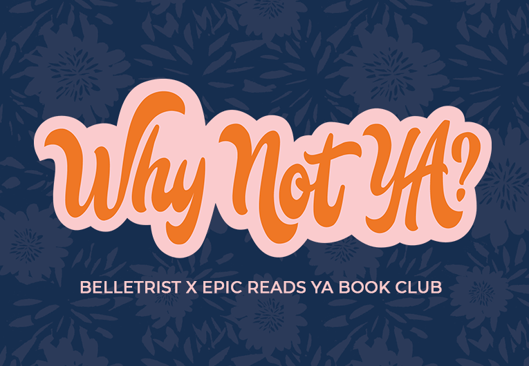 "Introducing ""Why Not YA?,"" a New Book Club and Video Series"