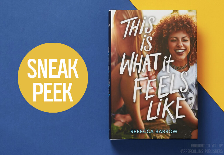 Friendship Reigns Supreme in This Exclusive Excerpt of 'This Is What It Feels Like'
