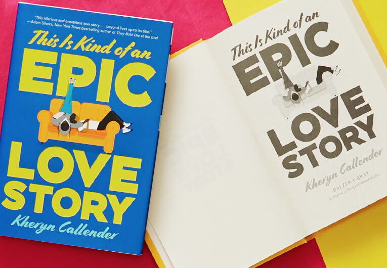 You Need to Drop Everything and Read 'This Is Kind Of An Epic Love Story' Right Now
