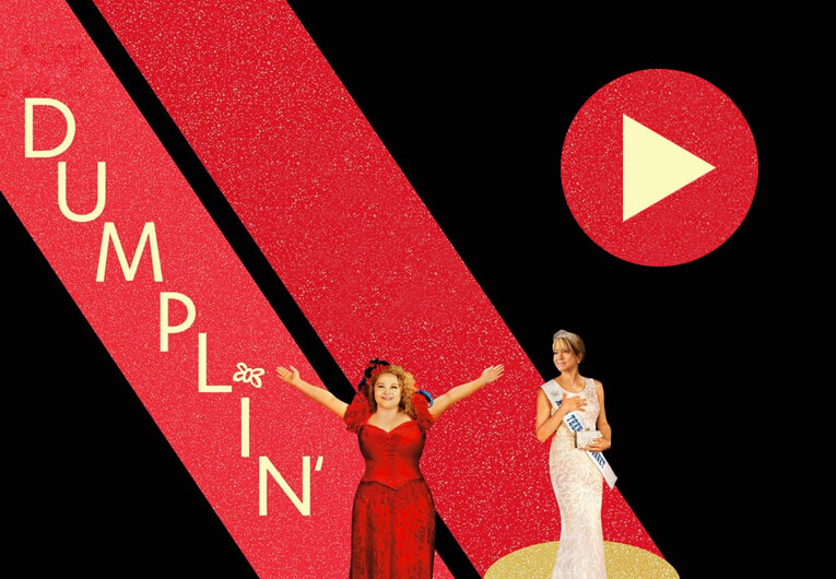 The First Dumplin' Trailer is Bringing Us A Revolution in Rhinestone Heels