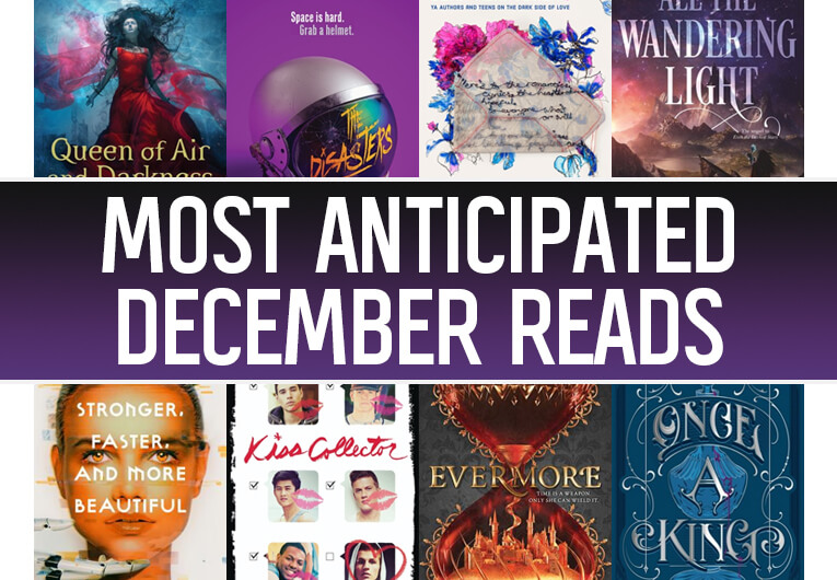 The 14 Most Anticipated YA Books to Read in December