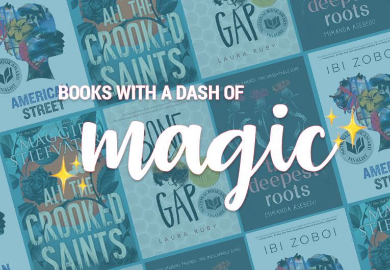 8 Books That Will Add a Dash of Magic In Your Life