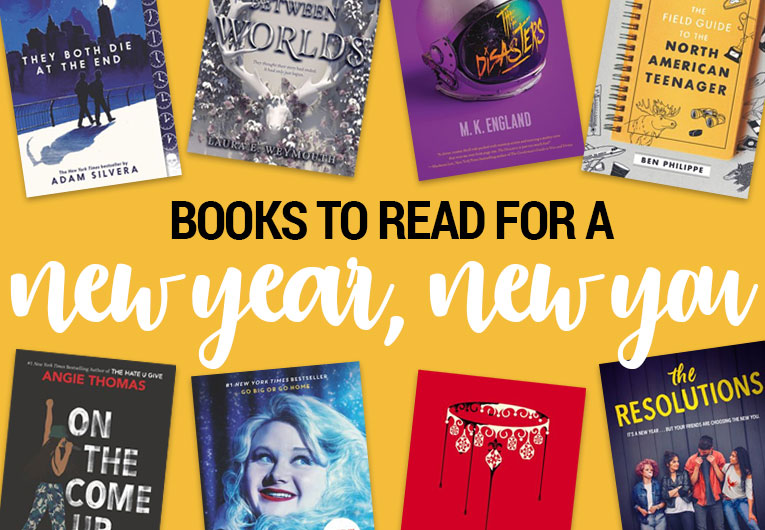 Books for a New Year, New You