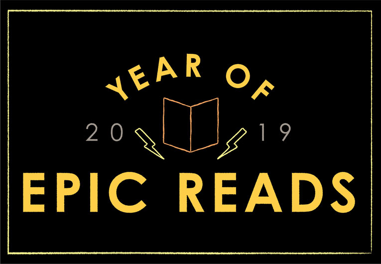 Join the Year of Epic Reads Challenge!
