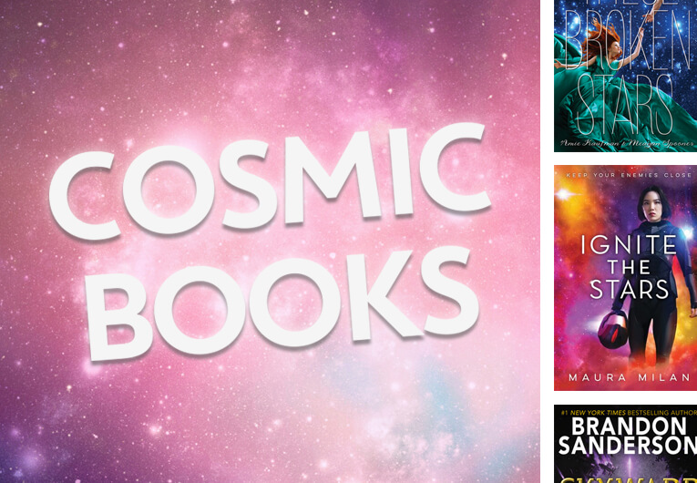 Cosmic Books: Banner