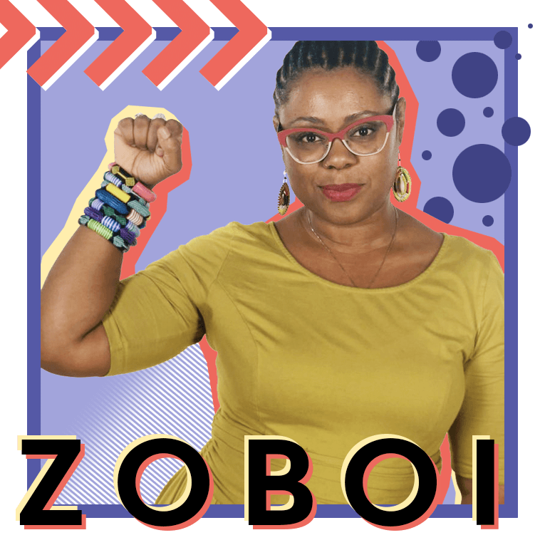 Black Enough: Zoboi