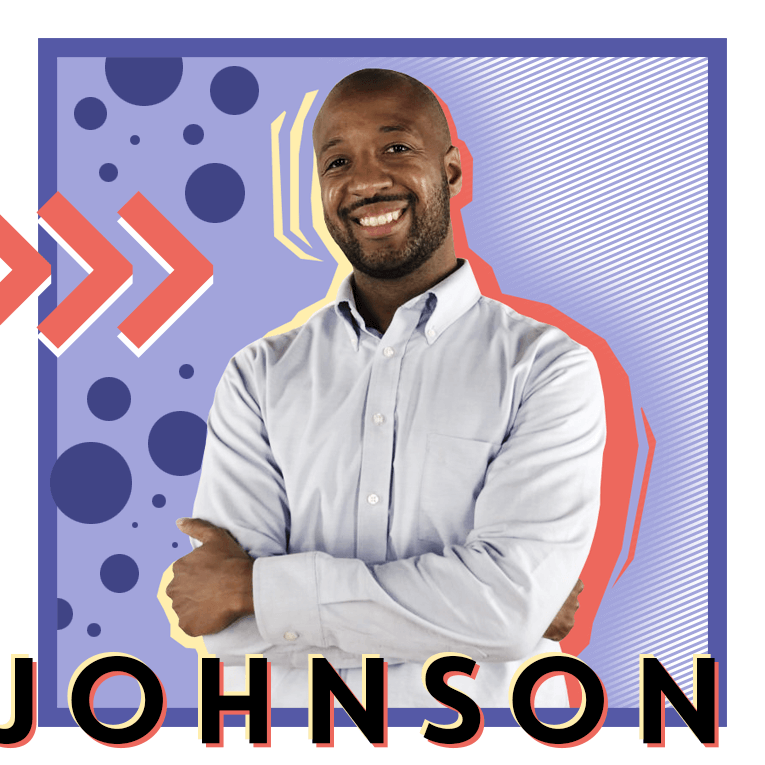Black Enough: Johnson