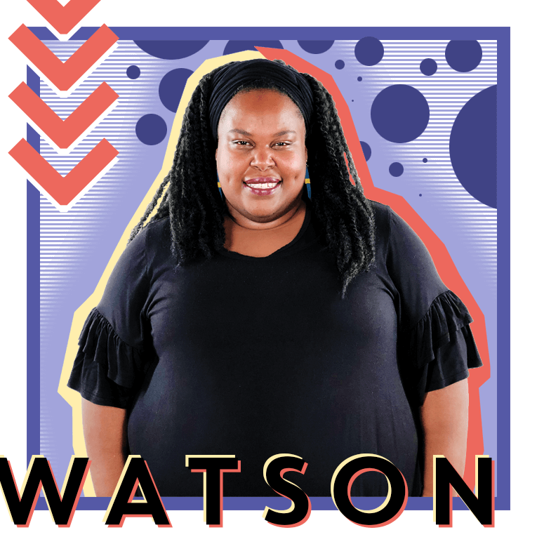 Black Enough: Watson