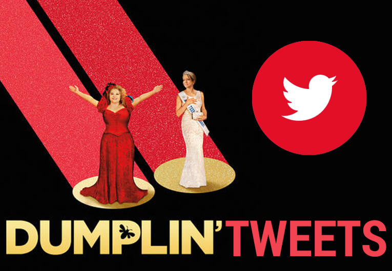 Our Favorite Tweets from The Dumplin' Watch Party