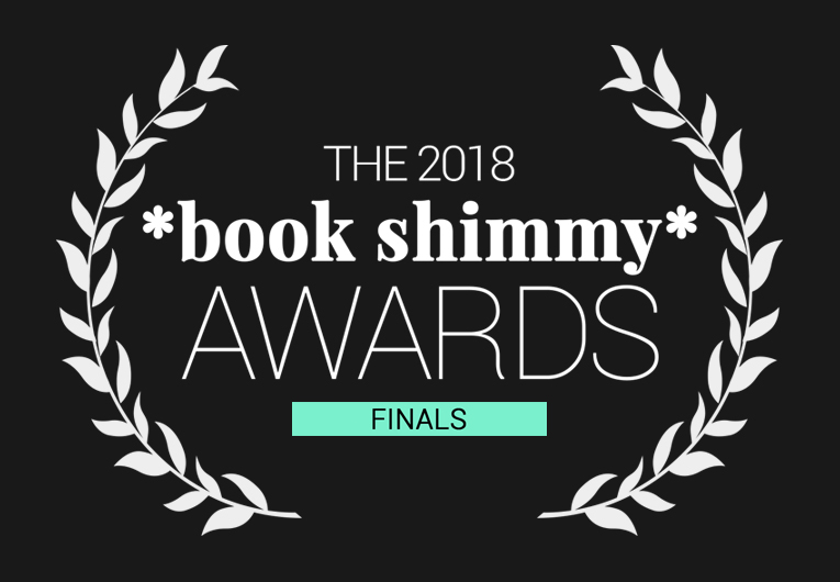 Vote in the Final Round of the 2018 *Book Shimmy* Awards!