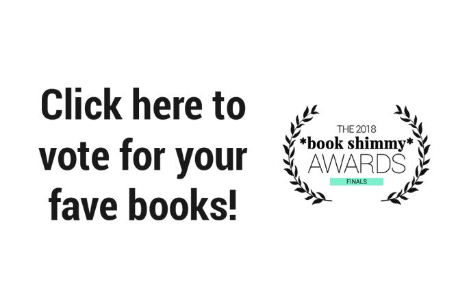 Book Shimmy: Vote!
