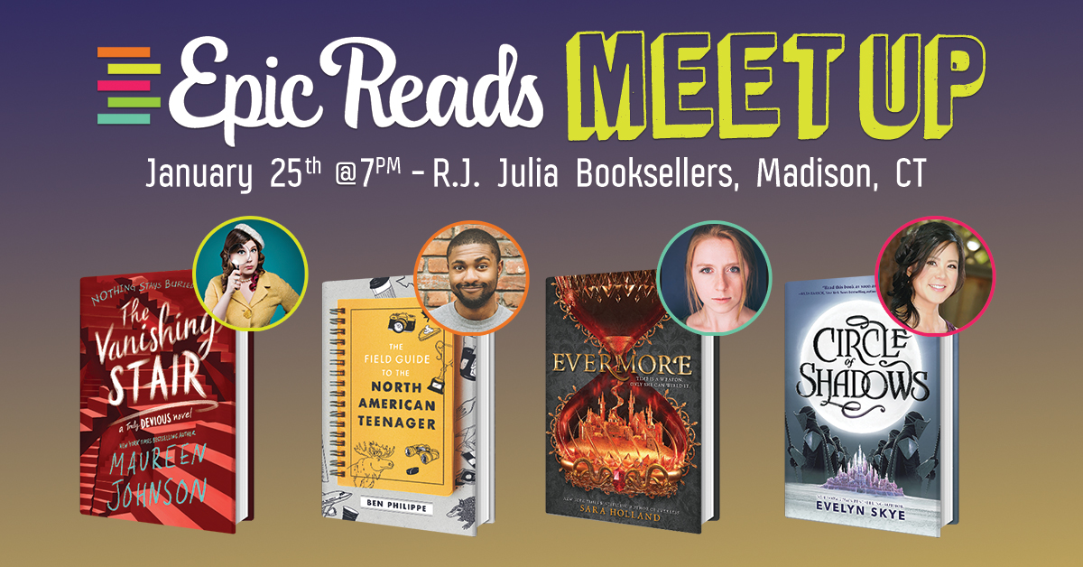 Epic Reads Meetup Tour