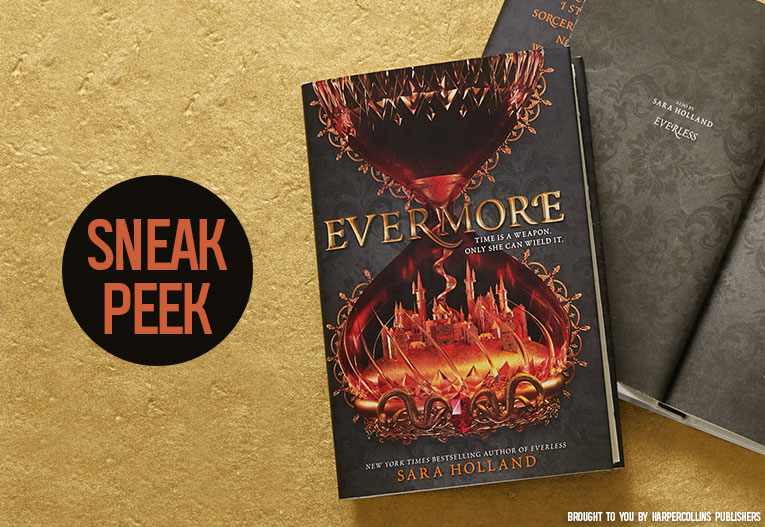 Time is Running Out in This Exclusive Excerpt of 'Evermore'