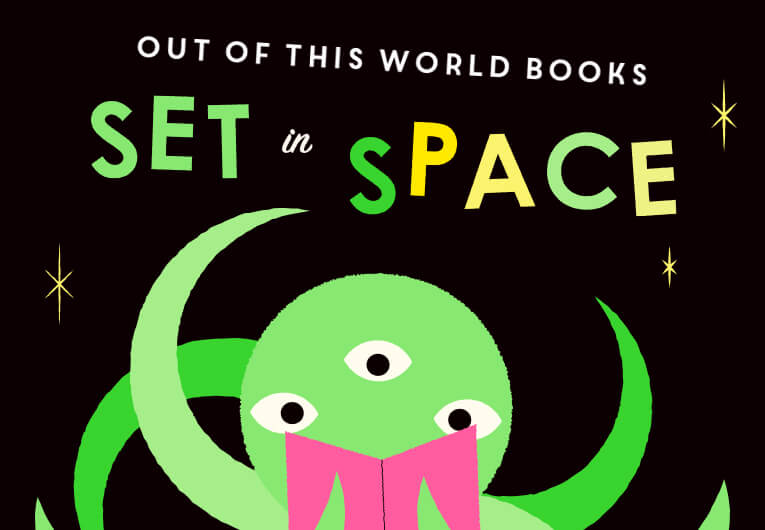 Best Space Books: Banner