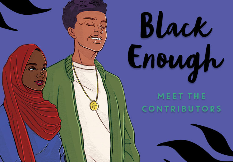 Black Enough: Authors
