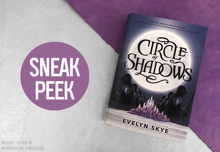 Read the First 3 Chapters of the Magic-Infused 'Circle of