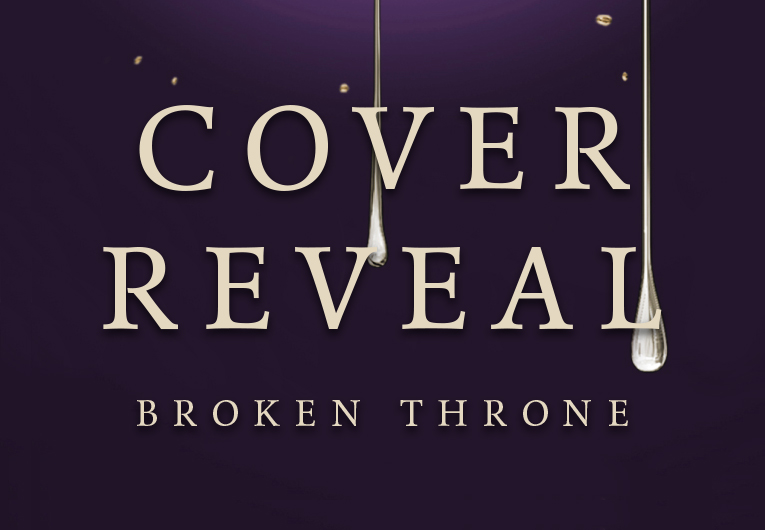 The 'Broken Throne' Cover Is a Beautiful, Heartwrenching Goodbye to Red Queen