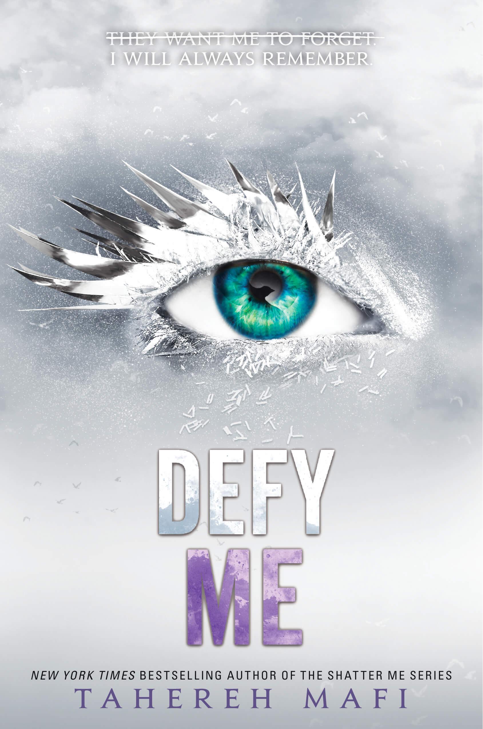 Defy Me: Cover