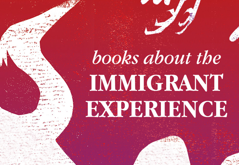 Books About Immigration: Banner