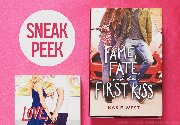 Fall in Love with the First 3 Chapters of 'Fame, Fate, and the First