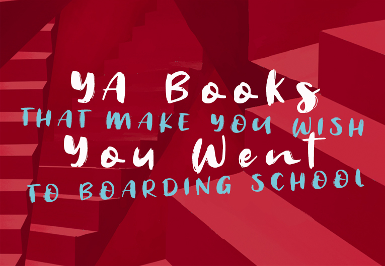 12 YA Books That Will Make You Wish You Went to Boarding School