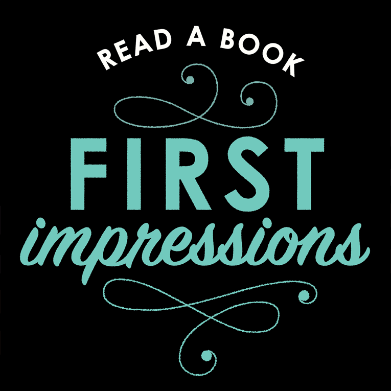 Reading Challenge: First Impressions